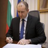 President Rumen Radev: Government's chaotic action contradicts its own statements
