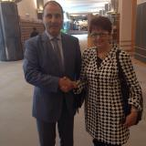 Bulgaria's CEDB official meets with Chair of EP's Committee on Budgetary Control