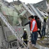More than 100 dead in collapsed Taiwan building: rescue agency