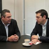 Vecer, Macedonia: Nationalist Panos Kammenos ties Greek PM's hands for name dispute solution