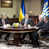 Contact group on Ukraine signs ceasefire implementation memorandum