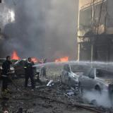 Regime strikes kill 37 civilians in Syria