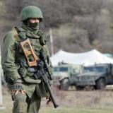 On eve of vote, Russian troops reported in Ukraine area outside of Crimea