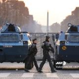Picture: AFPAFP: France's yellow vest protesters gather on decisive weekend