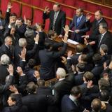 Ukrainian MPs introduce a draft bill on repealing amendments adopted on January 16