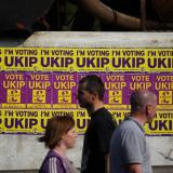 Britain's UKIP suspends candidate over shooting threat