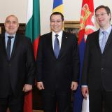 Bulgaria, Romania, Serbia PMs establish Craiova Group at tripartite meeting (ROUNDUP)