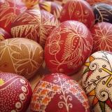 Dyeing red eggs is ancient Christian tradition: Father Stiliyan