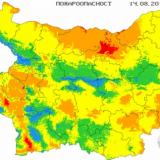 Picture: НИМХNIMH: Warning for extreme forest fire danger in place for 7 Bulgarian regions