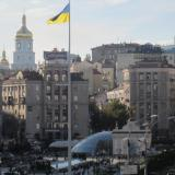 Ukraine crowds protest over Russia summit: AFP