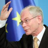 Picture: AFPNew Russia sanctions ready within one week: Herman Van Rompuy