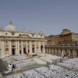 Vatican: Do Not Scatter, Divide Cremated Remains