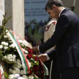Bulgaria President attends ceremony to honour memory of totalitarianism victims