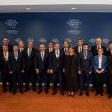 Picture: Правителствена информационна службаBulgaria's PM Boyko Borissov: Reconciliation and regional cooperation are key to European integration of the Western Balkans