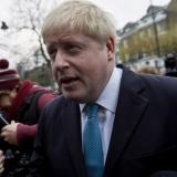 Johnson, Merkel to face off in first Brexit talks: AFP