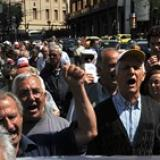 Greece paralysed by strike over pension, tax reforms