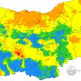 Picture: НИМХNIMH: Warning for extreme fire danger in place for five Bulgarian regions