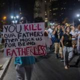 CBS News: Charlotte protesters out for fourth night after police shooting