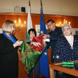 Bulgaria National Assembly chair received unique Ilinden–Preobrazhenie Uprising flag (ROUNDUP)