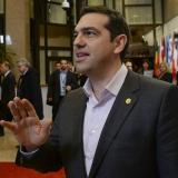Greek Reported: Tsipras Pushes for Greece to be Included in ECB's Quantitative Easing Program, ASAP