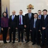 Picture: Focus Information AgencyBulgaria outgoing PM met with representatives of Chinese business