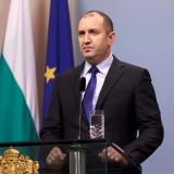 President Rumen Radev to Political Leaders in Skopje: Our common goal is to see the Republic of Macedonia in NATO and the EU as soon as possible