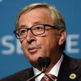 Jean-Claude Juncker on the high EU seas