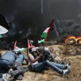 Picture: ReutersSputnik: At Least 2 Palestinians Killed, Over 400 Injured in Gaza Clashes Tuesday