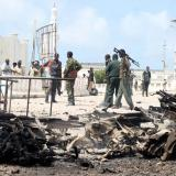 US air strike in Somalia targeting Shebab leader: government