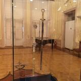 Khan Kubrat's sword and ring arrive in Sofia