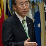 UN chief Ban Ki-moon: Gaza situation 'on knife-edge'