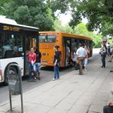 Telegraf, Macedonia: Around 10 people injured in bus crash in Skopje