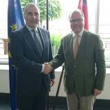 Deputy chair of Bulgaria's MEP discusses judicial reform with State Secretary to the German Ministry of Justice