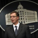 "В92: PM Vucic  ""lost trust in Pristina,"" not optimistic ahead of talks"
