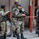 Explosives stolen from army base in France