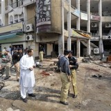 Power back after rebel attack plunges Pakistan into darkness