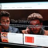 Sony releases The Interview online: BBC