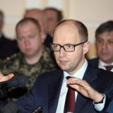 Ukraine does not recognise Crimea's annexation: PM