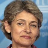 UNESCO chief sees threat from cultural destruction