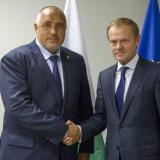 Bulgarian PM Boyko Borisov to Donald Tusk: We want clear position of European institutions on Belene NPP