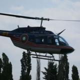 Crashed police helicopter hit transmitter: NOVA, Macedonia