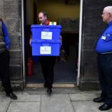 Polls open in Scottish independence vote