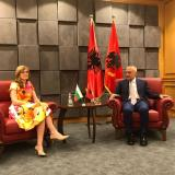 Albania's President Ilir Meta: We strongly rely on Bulgaria for our European integration
