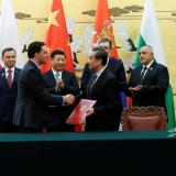 Bulgaria foreign minister inks memorandum of understanding between Bulgaria, China