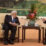 The Washington Post: Xi tells Kissinger China wants 'stable' progress with US