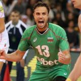 Volleyball: Bulgarian Teodor Salparov has a chance to play in quarter-finals of Eurovolley