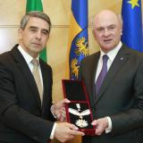 Bulgaria President meets with Lower Austria Governor (ROUNDUP)