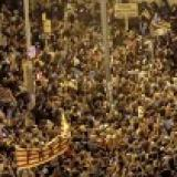 The Local: Mass protest in Barcelona demands freedom for Catalan leaders