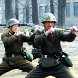 Picture: AFPReuters: North Korea says nearly 3.5 million volunteer for People's Army as tensions rise