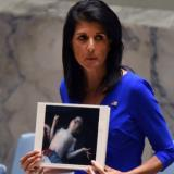 The Jerusalem Post: HALEY TO UN SECURITY COUNCIL: DON'T TURN A BLIND EYE TO IRAN